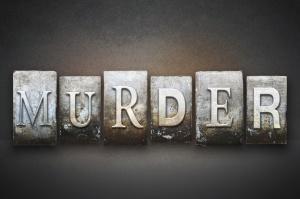 Murder Letterpress
